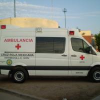 Donación de Nueva Ambulancia a Cruz Roja
