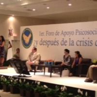 1er. Foro de Apoyo Psicosocial: ¿Y después de la crisis qué?